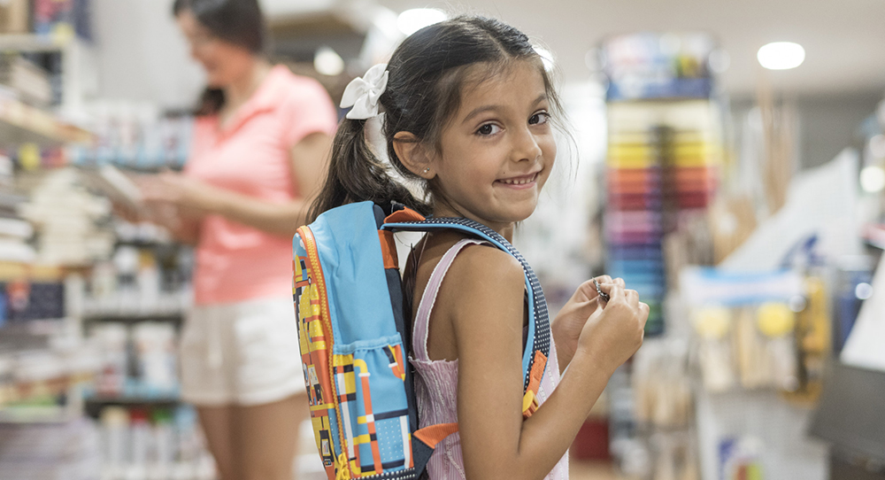 Back to School Shopping: How to Make a Little Bit of Money Go a Long Way